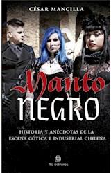 E-book Manto negro