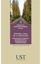 E-book Historia local de la psicología