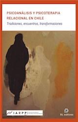 E-book Psicoanálisis y psicoterapia relacional en Chile