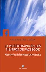 E-book La psicoterapia en los tiempos de Facebook