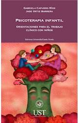 E-book Psicoterapia infantil: orientaciones para el trabajo clínico con niños