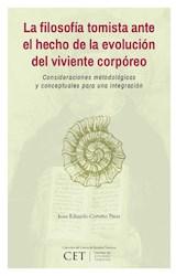 E-book La filosofía tomista ante el hecho de la evolución del viviente corpóreo: consideraciones metodológicas y conceptuales para una integración