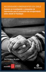 E-book Necesidades emergentes en Chile: avances en investigación y propuestas de intervención para la promoción del envejecimiento activo desde la Psicología