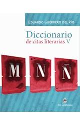 E-book Diccionario de citas literarias V