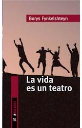 E-book La vida es un teatro: los relatos para América Latina