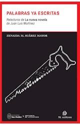 E-book Palabras ya escritas: relecturas de La nueva novela de Juan Luis Martínez
