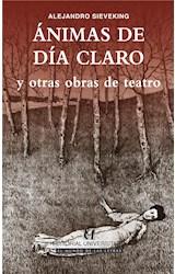 E-book Ánimas de día claro y otras obras de teatro