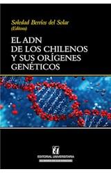 E-book El ADN de los chilenos y sus orígenes genéticos