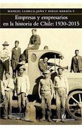 E-book Empresas y empresarios en la historia de Chile