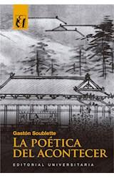 E-book La poética del acontecer