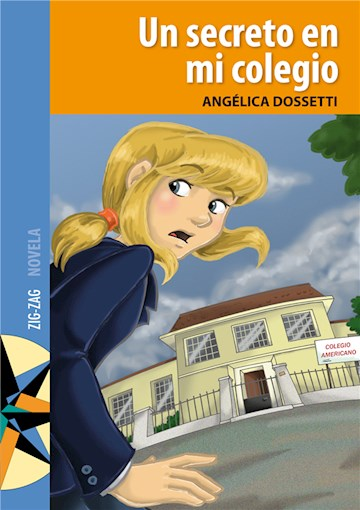 E-book Un Secreto En Mi Colegio
