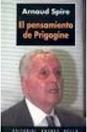 Papel PENSAMIENTO DE PRIGOGINE
