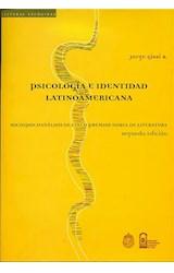 E-book Psicología e identidad latinoamericana