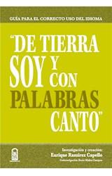 E-book De tierra soy y con palabras canto