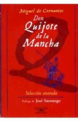 Papel DON QUIJOTE DE LA MANCHA (SELECCION ANOTADA)