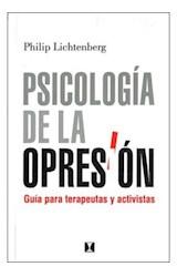 Papel PSICOLOGIA DE LA OPRESION