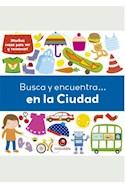 Papel BUSCA Y ENCUENTRA EN LA CIUDAD (CARTONE)