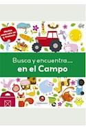 Papel BUSCA Y ENCUENTRA EN EL CAMPO (CARTONE)