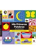 Papel MIS PRIMERAS PALABRAS DESCUBRE Y APRENDE TUS PRIMERAS PALABRAS (CARTONE)