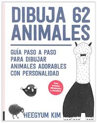 Libro Dibuja 62 Animales