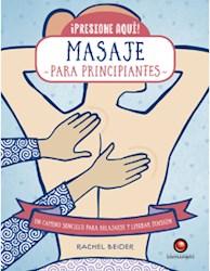 Libro Masaje Para Principiantes