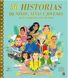Libro 50 Historias De Niños , Niñas Y Jovenes