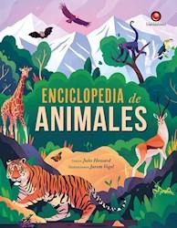 Libro Enciclopedia De Animales