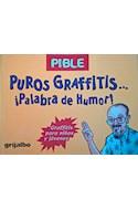 Papel PUROS GRAFFITIS PALABRA DE HUMOR [GRAFFITIS PARA NIÑOS]