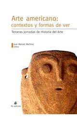 E-book Arte americano: contextos y formas de ver