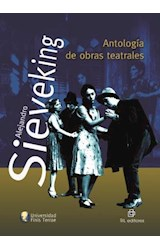 E-book Antología de obras teatrales de Alejandro Sieveking