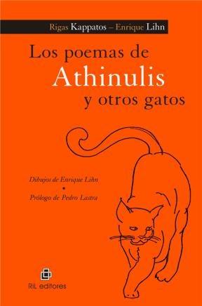 E-book Los Poemas De Athinulis Y Otros Gatos