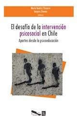 E-book El desafío de la intervención psicosocial en Chile