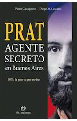 E-book Prat. Agente secreto en Buenos Aires. 1878