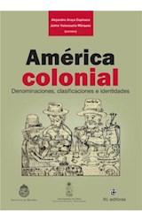 E-book América colonial.