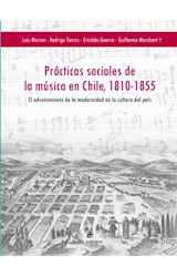 E-book Prácticas sociales de la música en Chile, 1810-1855