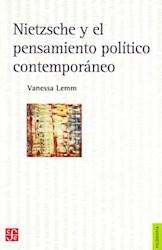 Libro Nietzche Y El Pensamiento Politico