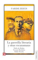 Papel LA GUERRILLA LITERARIA Y OTRAS ESCARAMUZAS