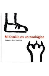 Papel MI FAMILIA ES UN ZOOLOGICO