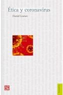 Papel ETICA Y CORONAVIRUS (COLECCION FILOSOFIA)