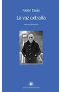 Papel VOZ EXTRAÑA [EDICION DE LEILA GUERRIERO]