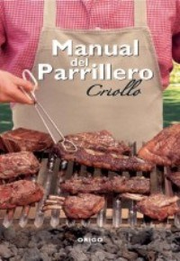 Papel Manual Del Parrillero Criollo