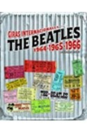 Papel BEATLES GIRAS INTERNACIONALES 1964 - 1965 - 1966 (ILUSTRADO) (CARTONE)