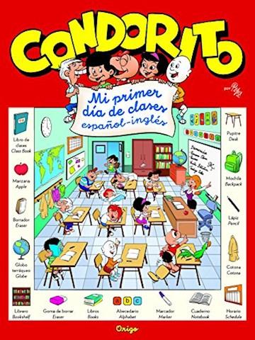 Papel Condorito - Mi Primer Día De Clases