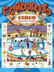 Papel Condorito Circo (Español-Inglés)