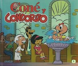 Libro 1. Cone Y Condorito