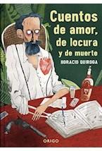 Papel CUENTOS DE AMOR, DE LOCURA Y DE MUERTE