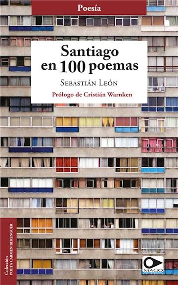 E-book Santiago En 100 Poemas