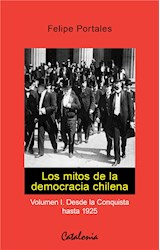 E-book Los mitos de la democracia chilena