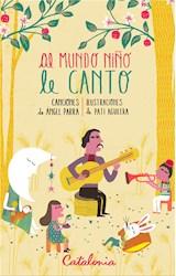 E-book Al mundo niño le canto