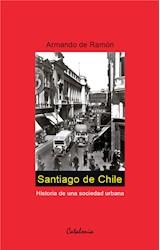 E-book Santiago de Chile (1541-1991)